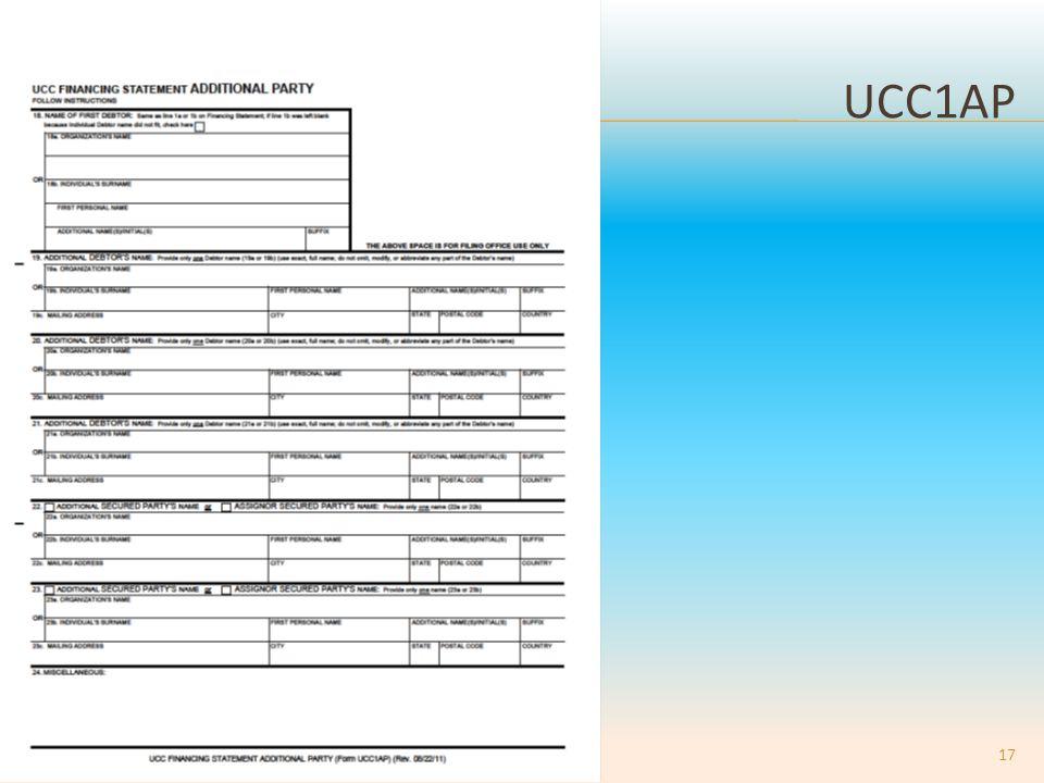UCC1AP 17