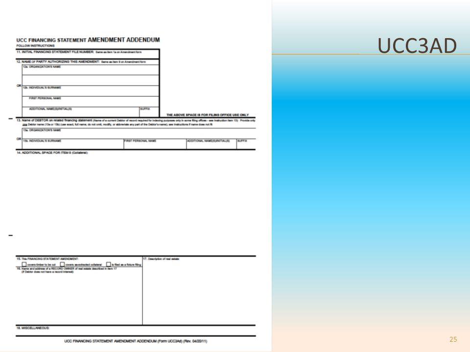 UCC3AD 25