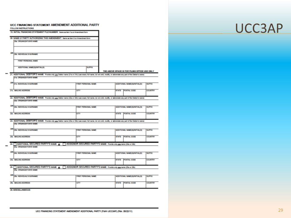 UCC3AP 29