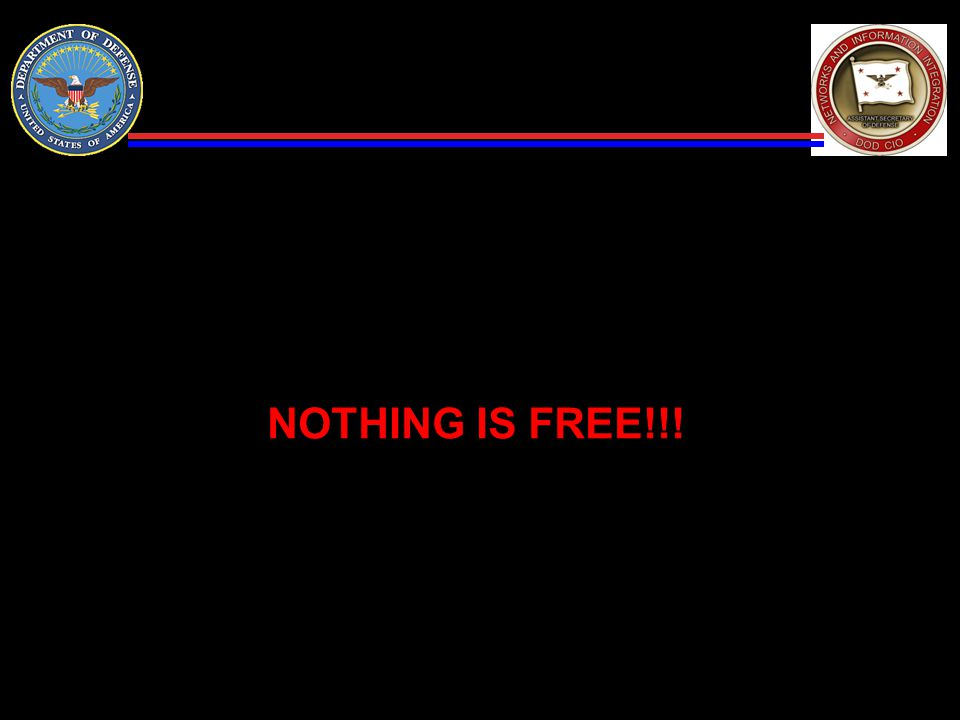 12 NOTHING IS FREE!!!
