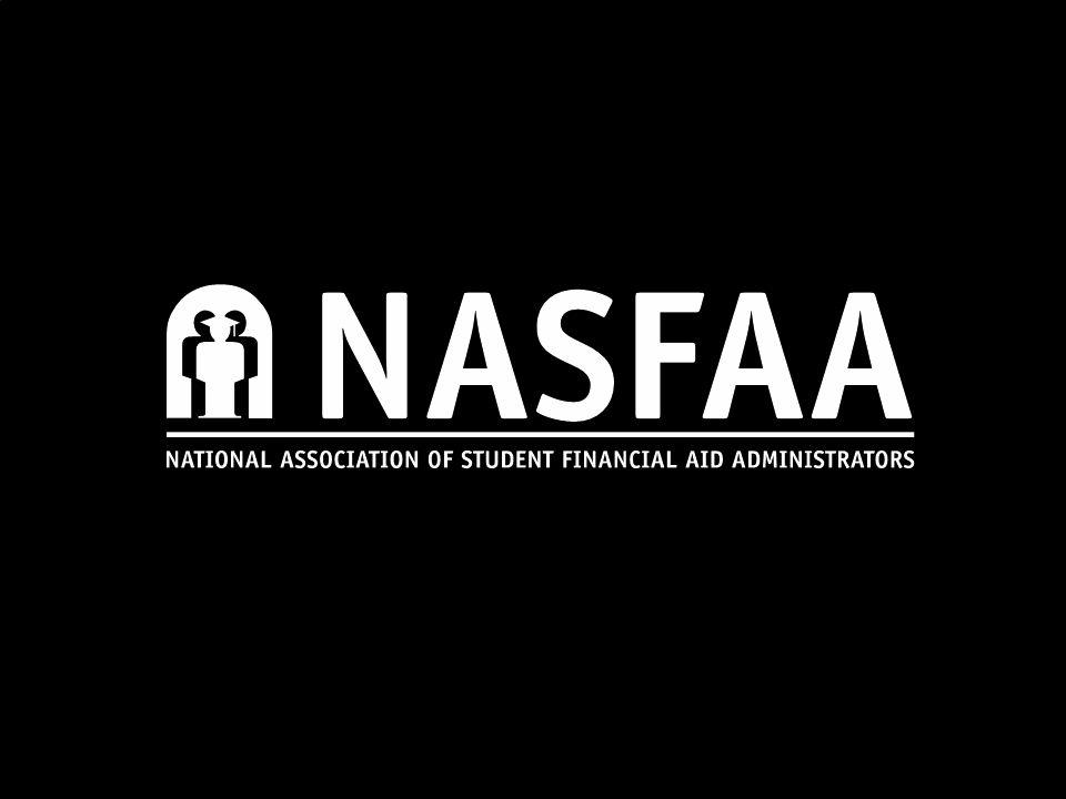 © 2013 NASFAA Slide 46