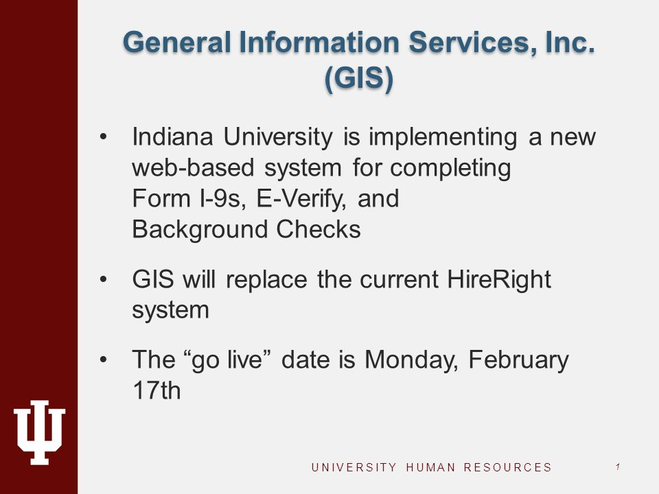 General Information Services, Inc.