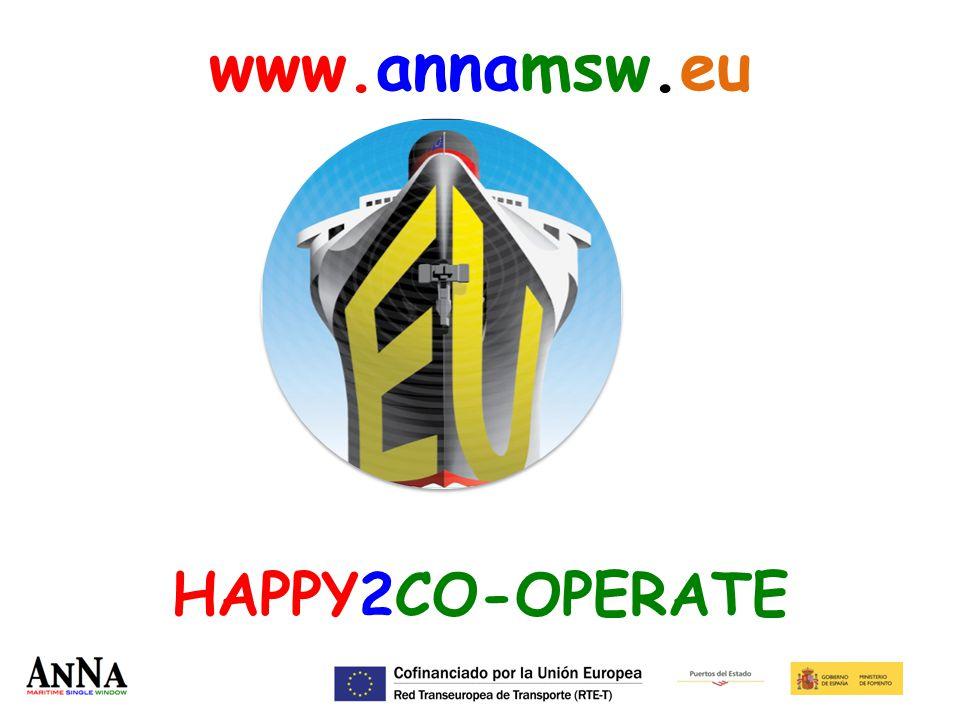 www.annamsw.eu HAPPY2CO-OPERATE
