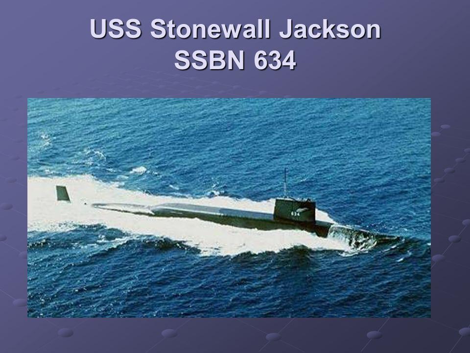 USS Stonewall Jackson SSBN 634