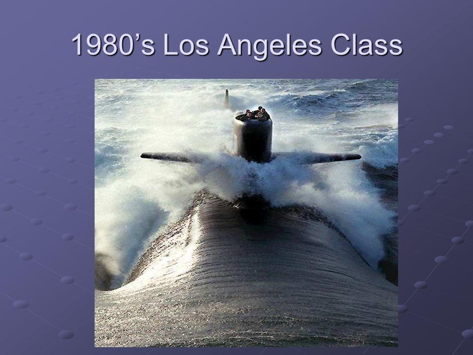 1980's Los Angeles Class