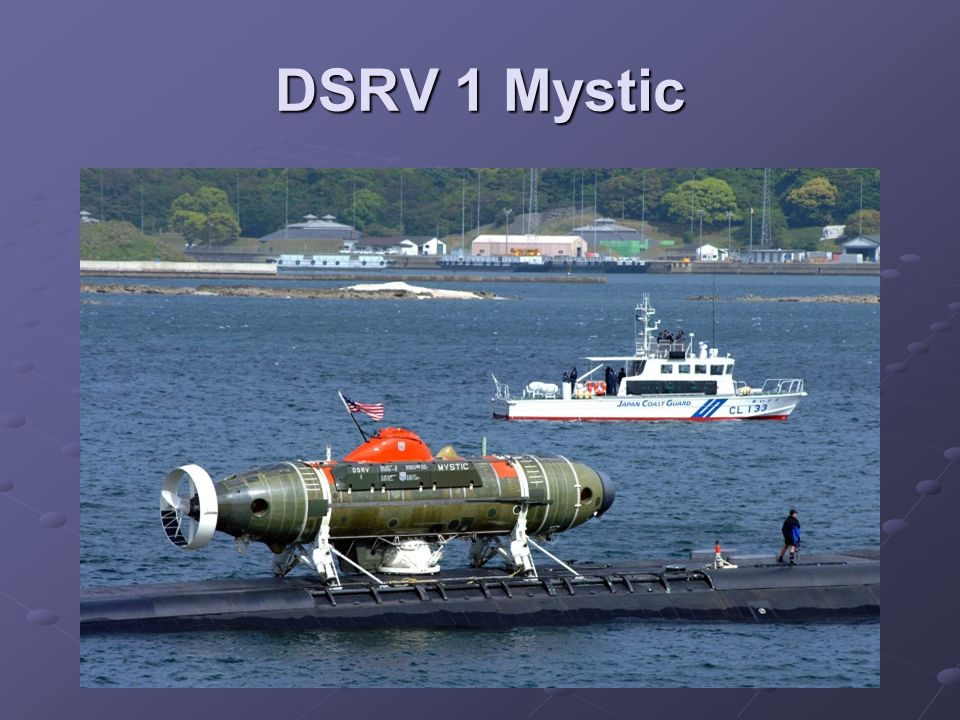 DSRV 1 Mystic