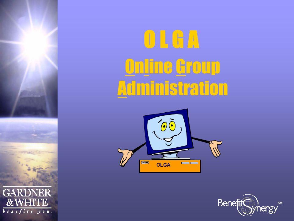 SM Online Group Administration OLGA