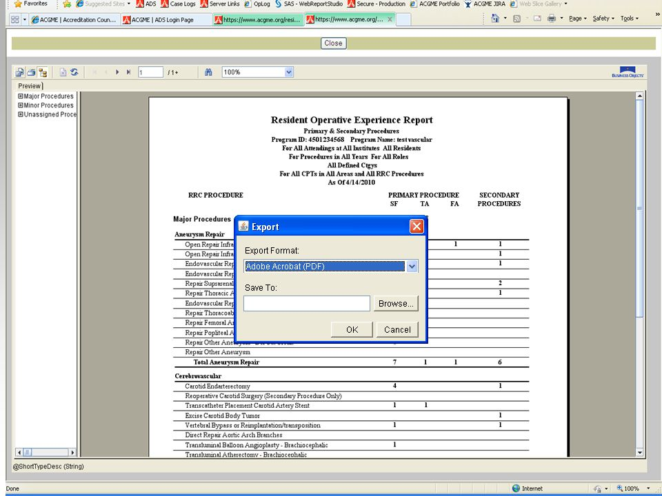 Transfer Process New program initiates request Enter the resident in ADS first Enter SSN and name Search database Indicate appropriate attending, institution and rotation