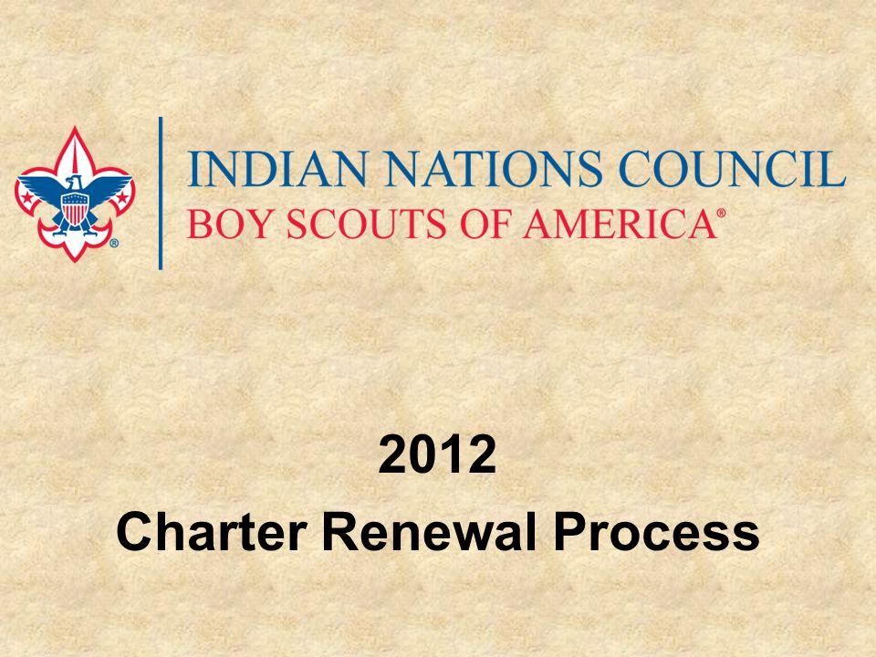 2012 Charter Renewal Process
