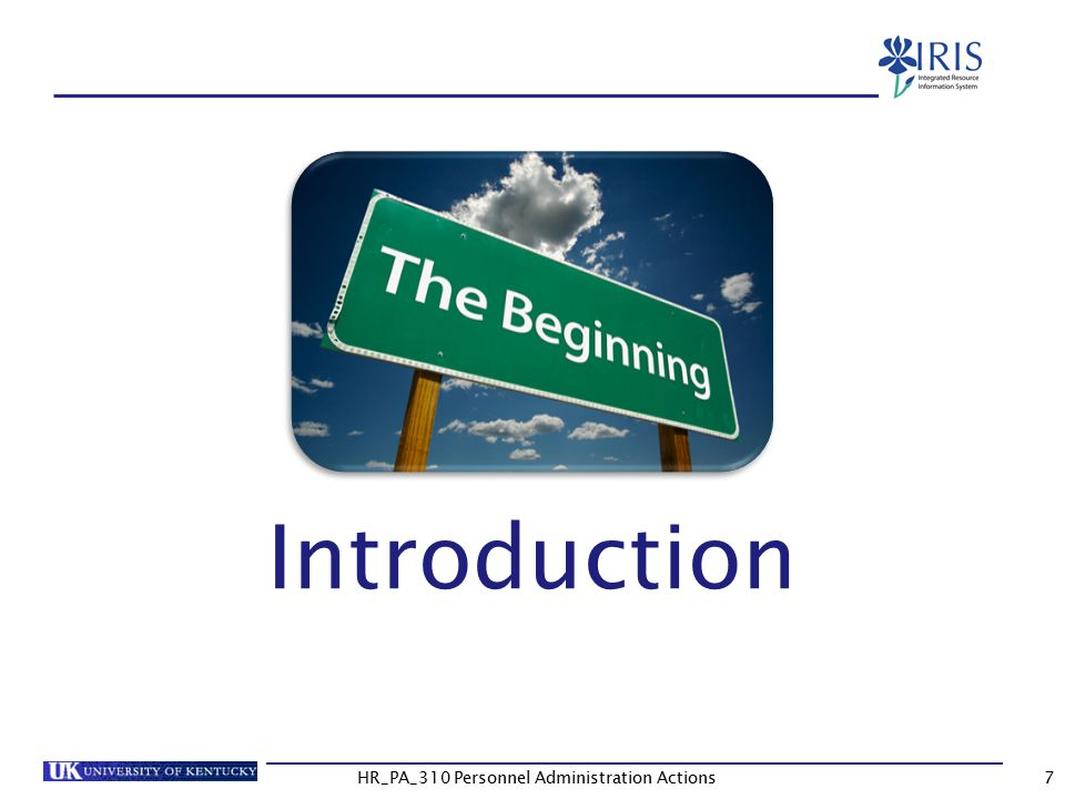 Introduction 7