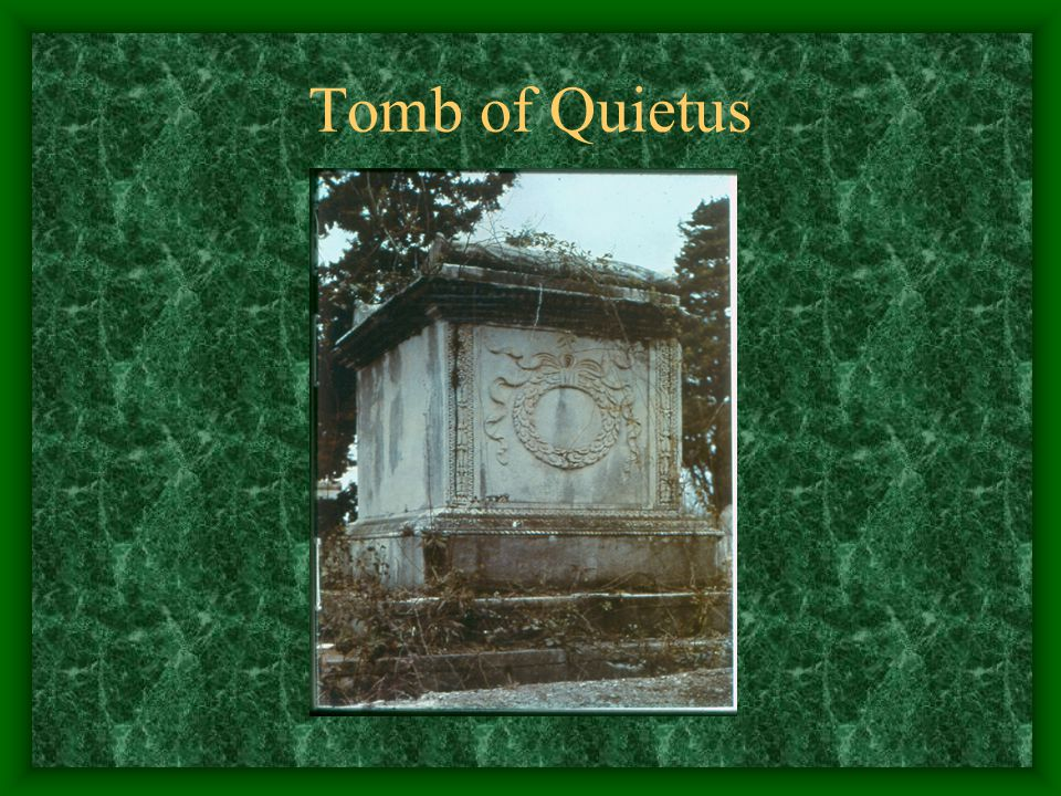 Tomb of Quietus
