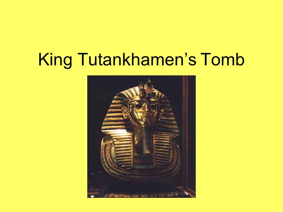 King Tutankhamen's Tomb