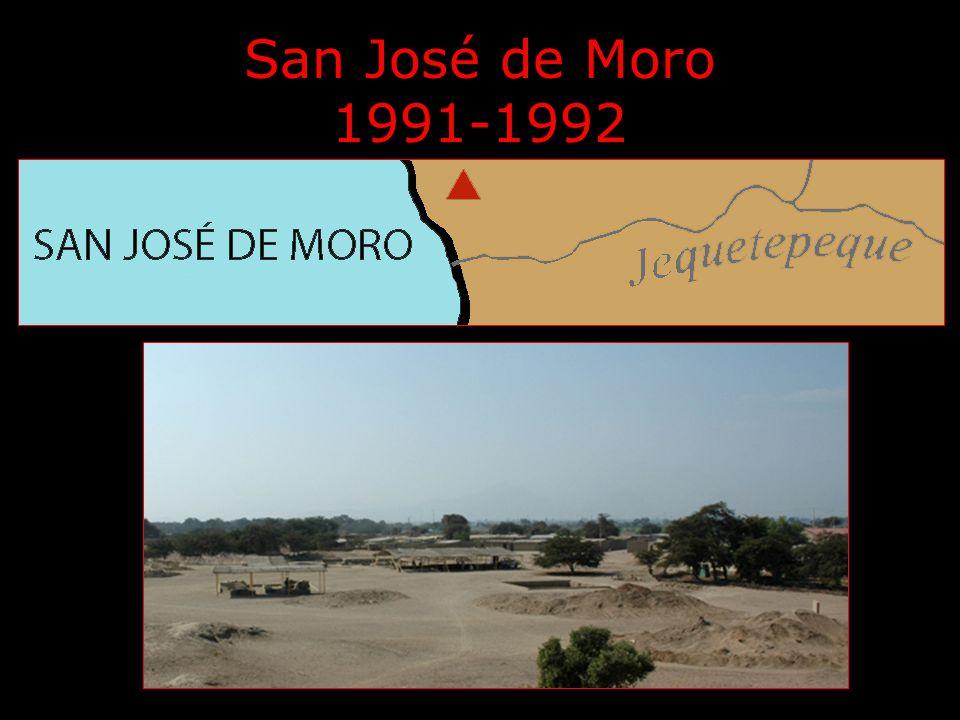 San José de Moro 1991-1992