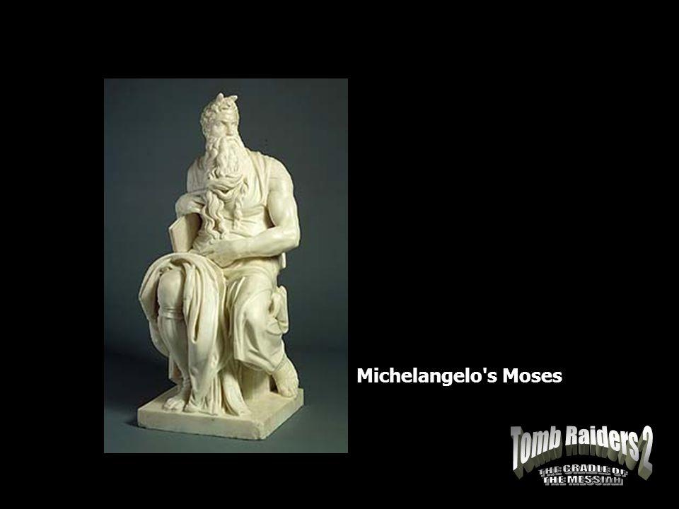 Michelangelo s Moses