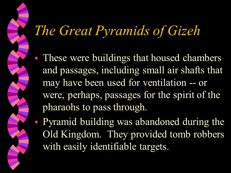Section of Pyramid of Khufu Relieving Blocks Grand Gallery King's Chamber Queen's Chamber False Tomb Chamber Thieves Tunnel Entrance
