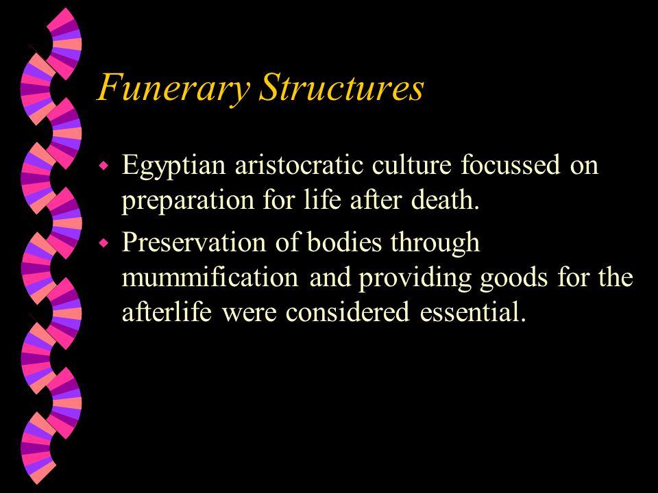 Characteristics of Egyptian Architecture.