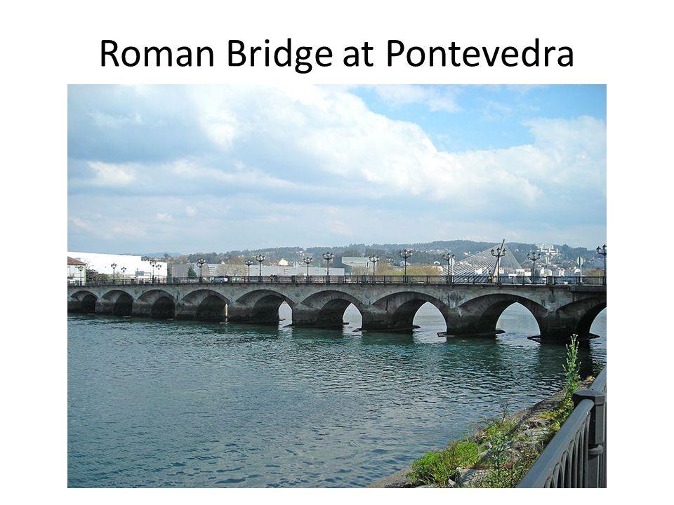 Roman Bridge at Pontevedra