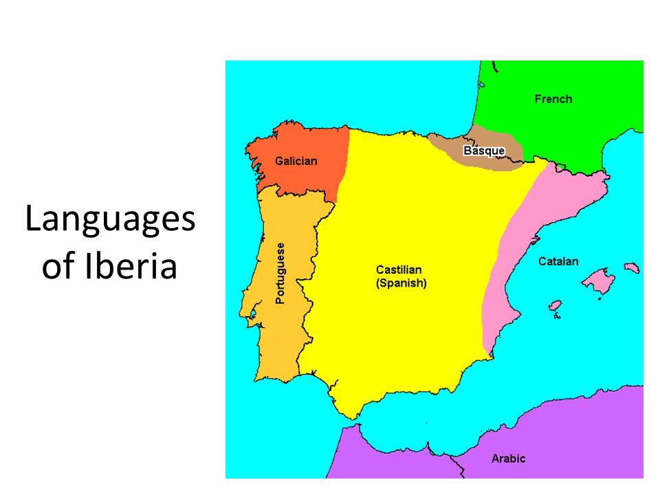 Languages of Iberia