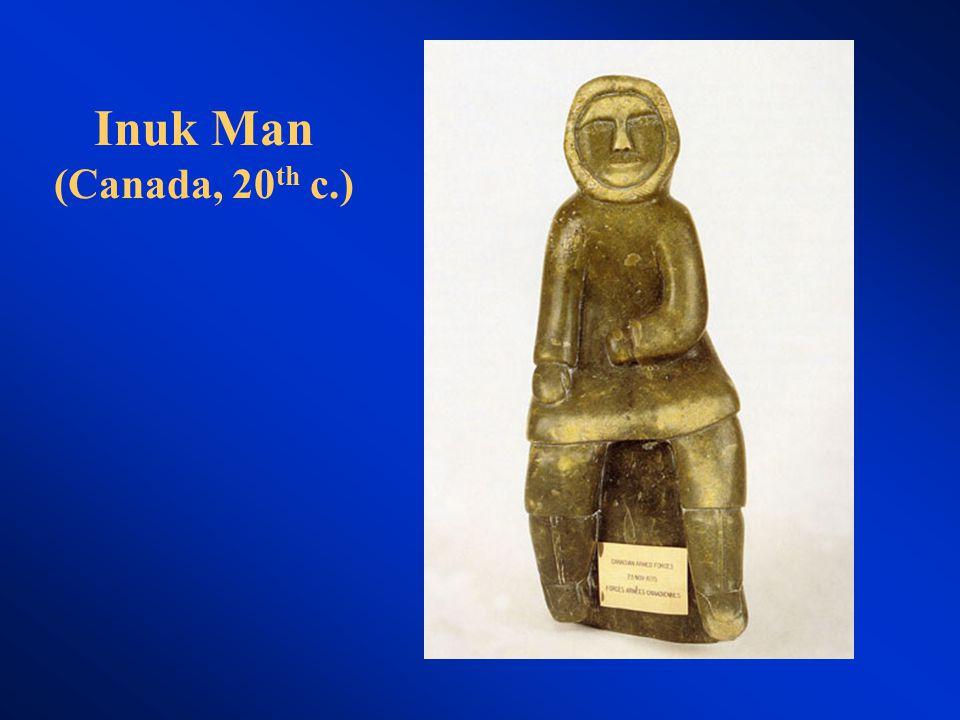 Inuk Man (Canada, 20 th c.)
