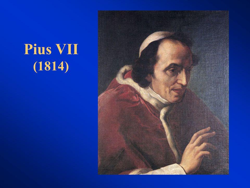 Pius VII (1814)