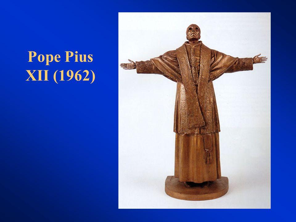 Pope Pius XII (1962)