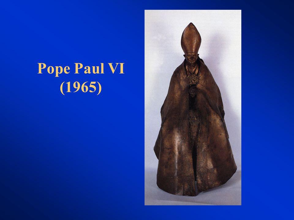 Pope Paul VI (1965)