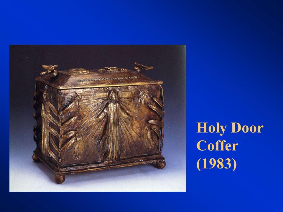 Holy Door Coffer (1983)