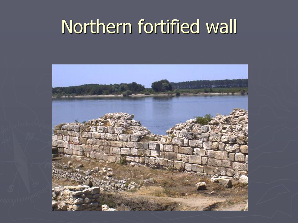 Northern fortified wall