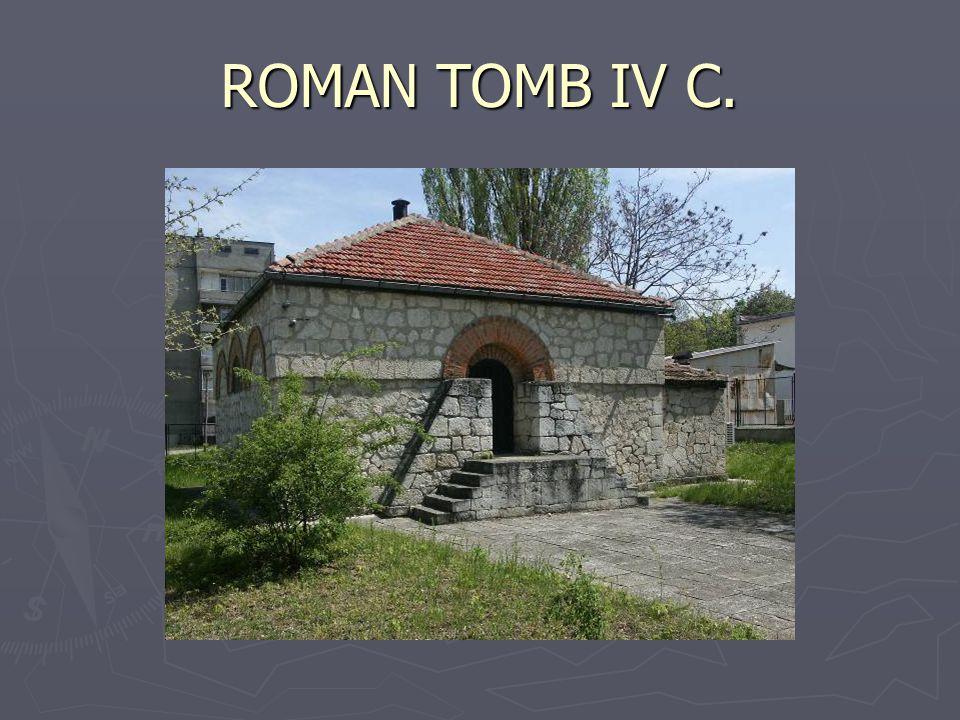 ROMAN TOMB IV C.