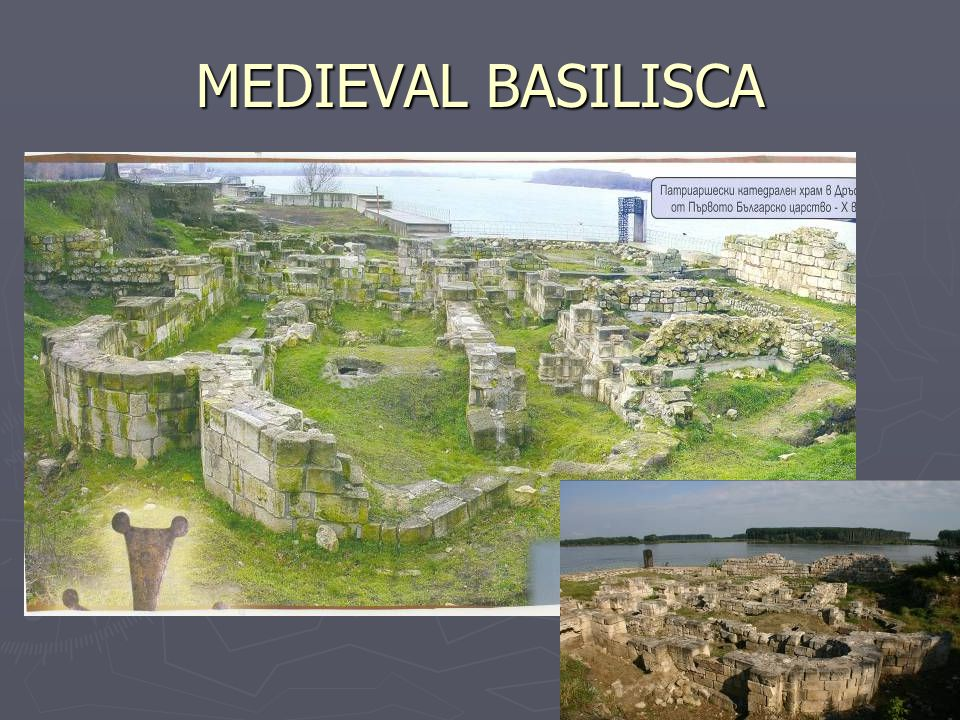 MEDIEVAL BASILISCA