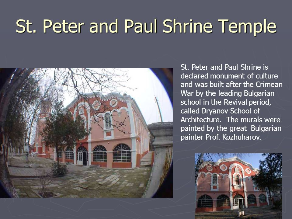 St. Peter and Paul Shrine Temple St.