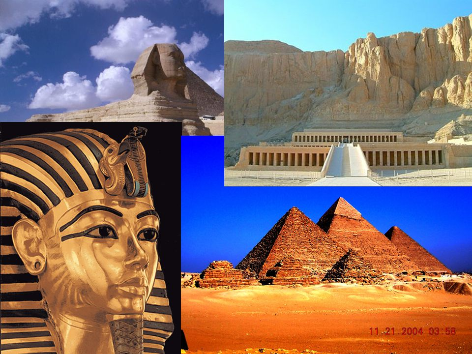 Rameses II ( the Great ) may be the most famous of all Egyptian kings.