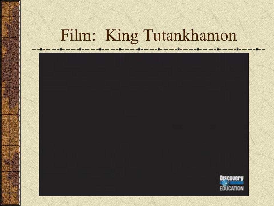 Film: King Tutankhamon
