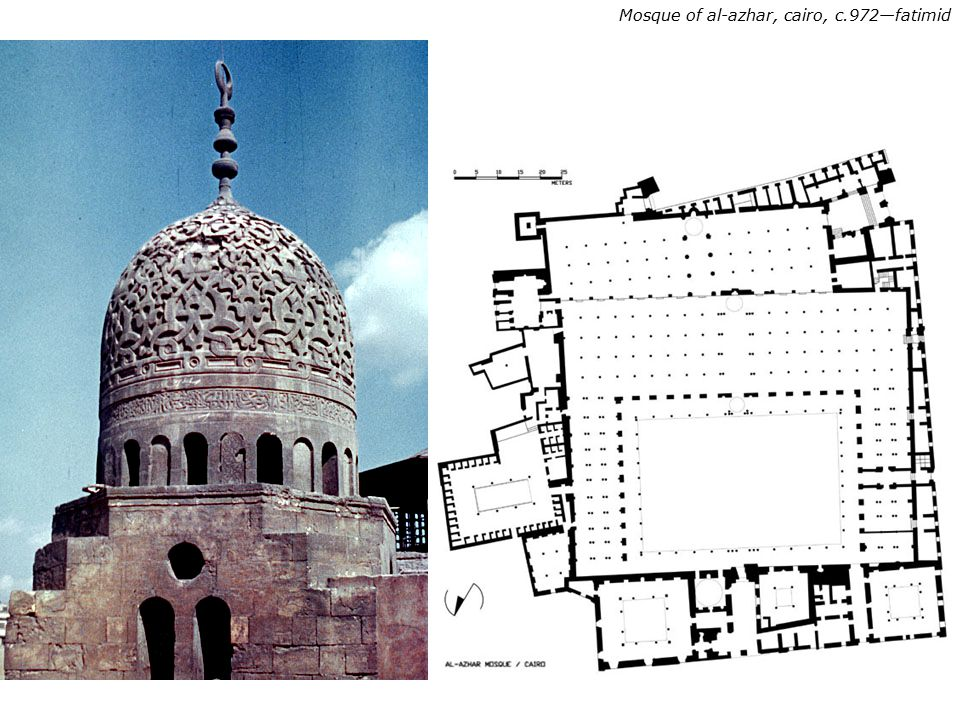 Tomb of Ismail the Samanid, Uzbekistan, c.907— central asian