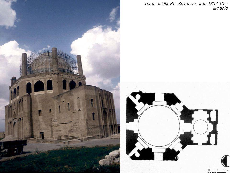 Funerary complex of sultan hassan, cairo, 1356-63— mamluk