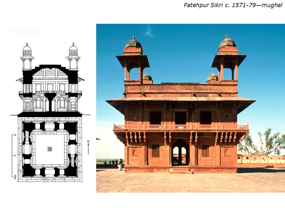 Anup Talau Fatehpur Sikri c. 1571-79—mughal