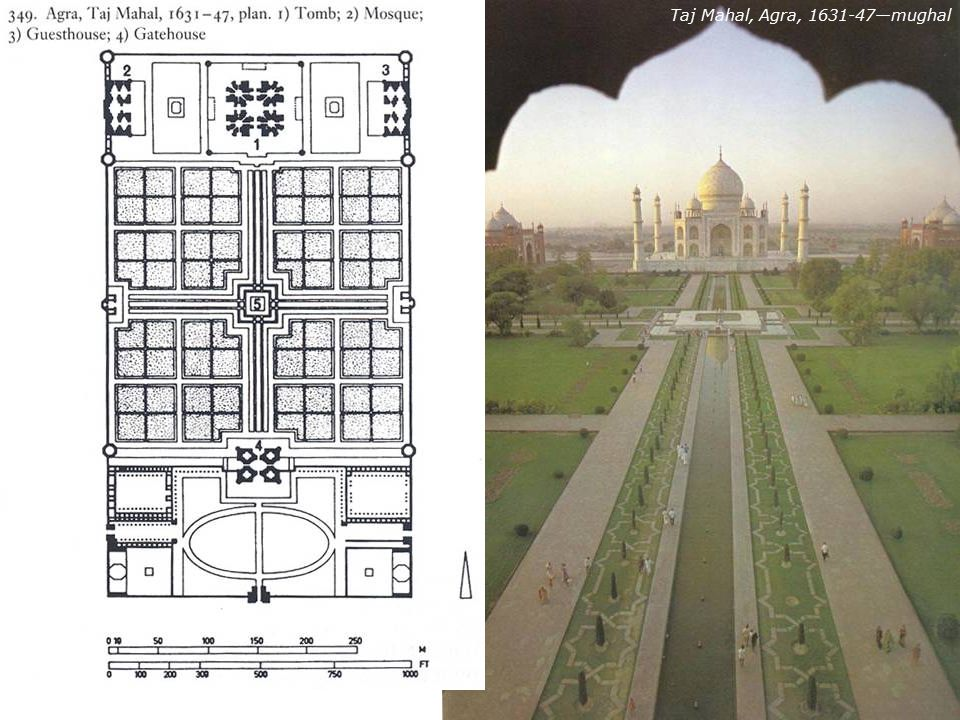 http://archnet.org Taj Mahal, Agra, 1631-47—mughal