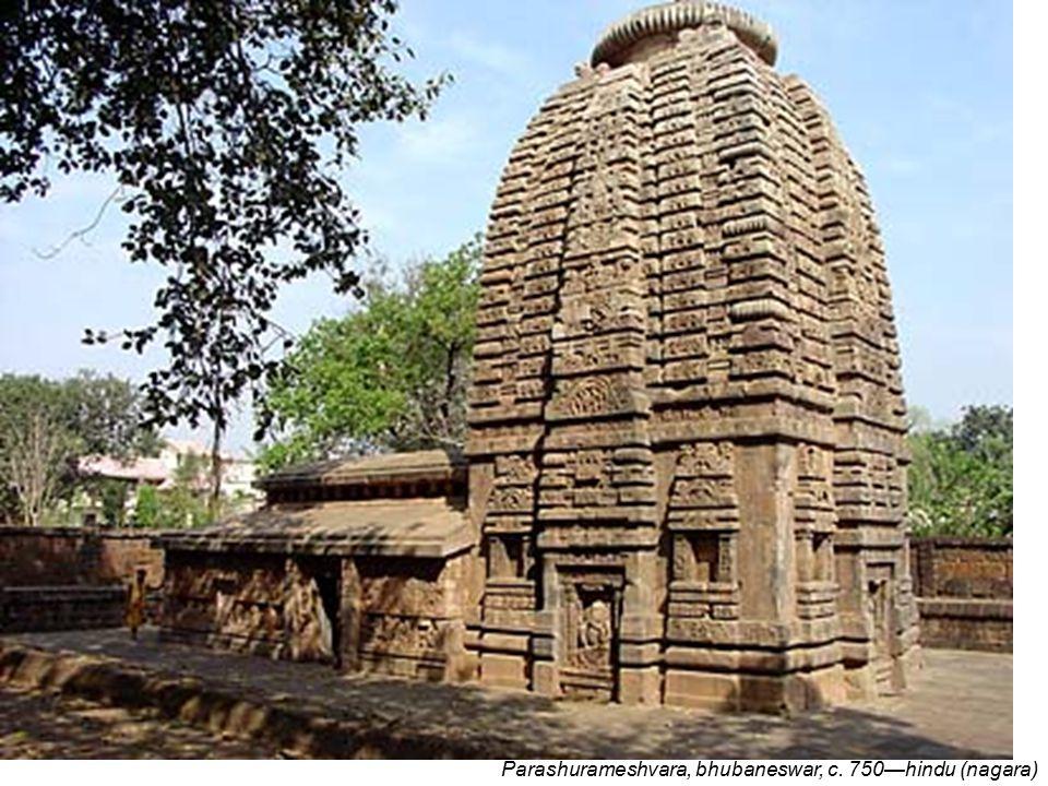 mukteshvara, bhubaneswar, c. 10 th century—hindu (nagara)