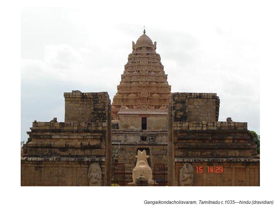 Airavatesvara temple at Darasuram, c.10 th -11 th century—hindu (dravidian)