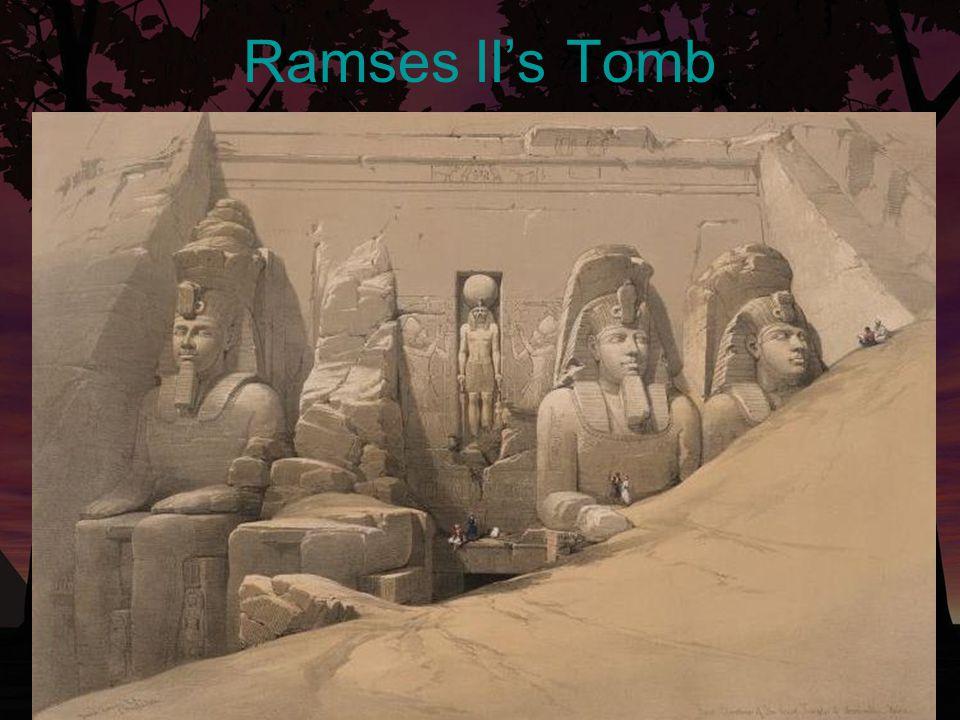 Ramses II's Tomb
