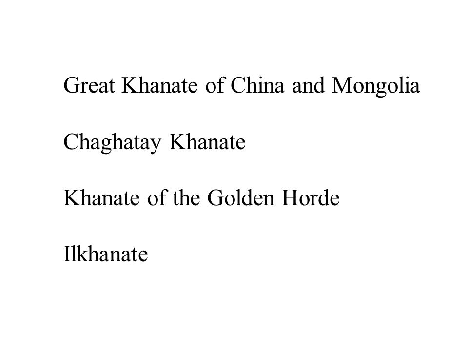 Timeline 1295-1304 Reign of Ilkhan Ghazan, who imposes Islam on Ilkhanate.