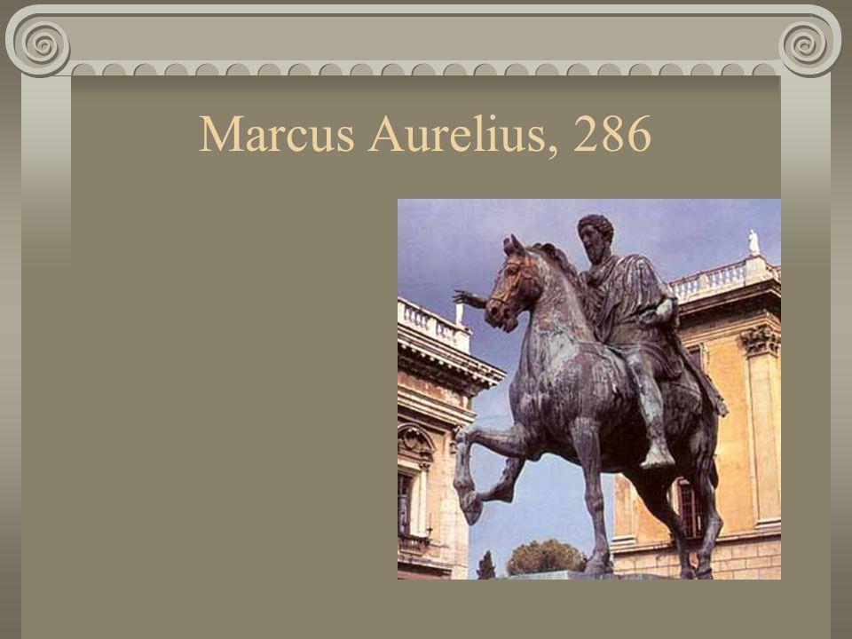 Marcus Aurelius, 286