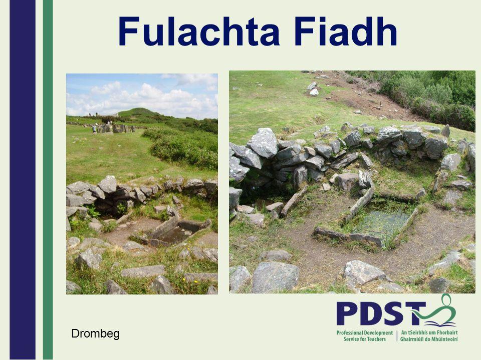 Fulachta Fiadh Drombeg