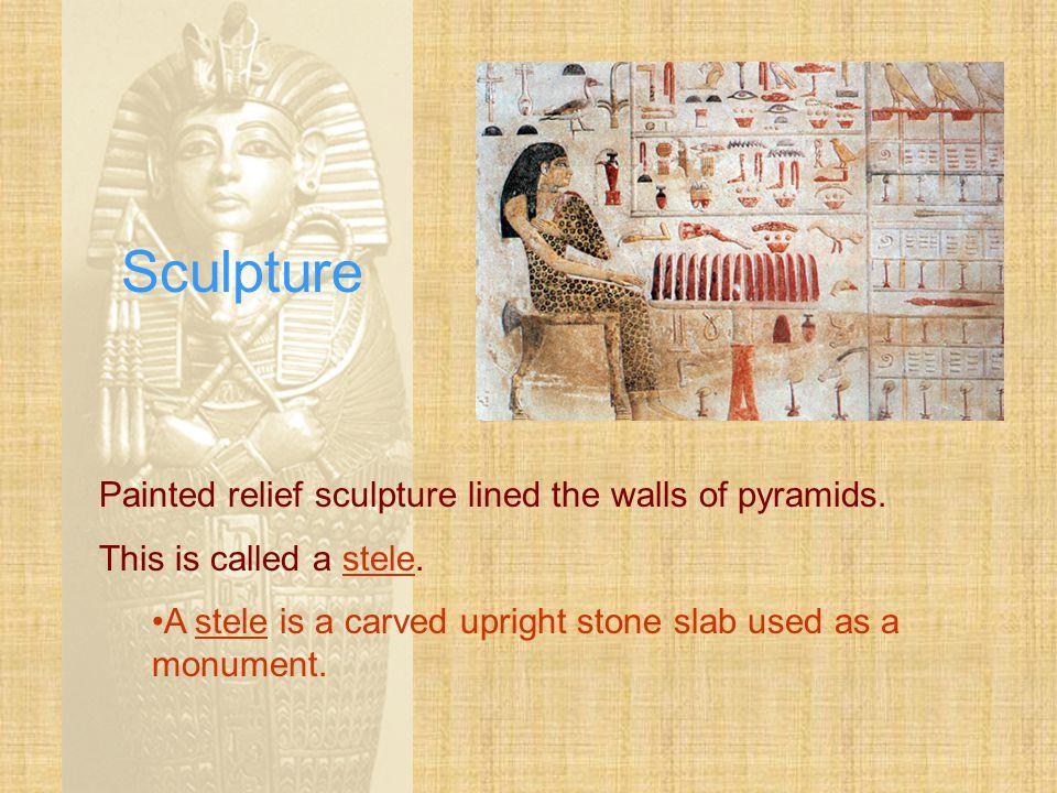Mummies The ancient Egyptians even mummified animals.
