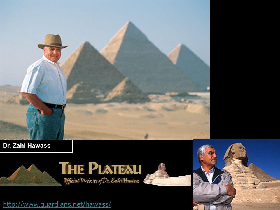 http://www.guardians.net/hawass/ Dr. Zahi Hawass