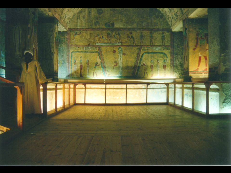 Valley Of Kings 500 Years of History 16 th – 11 th c.