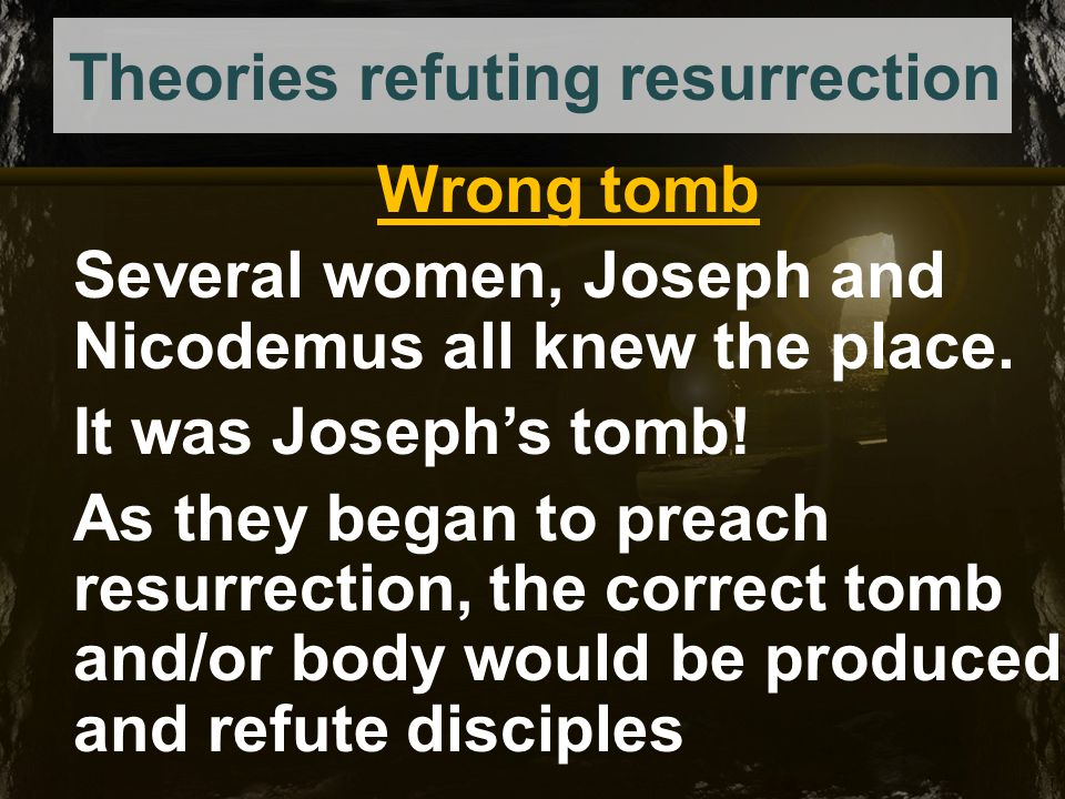 Other observations.Jesus mentioned in external sources.