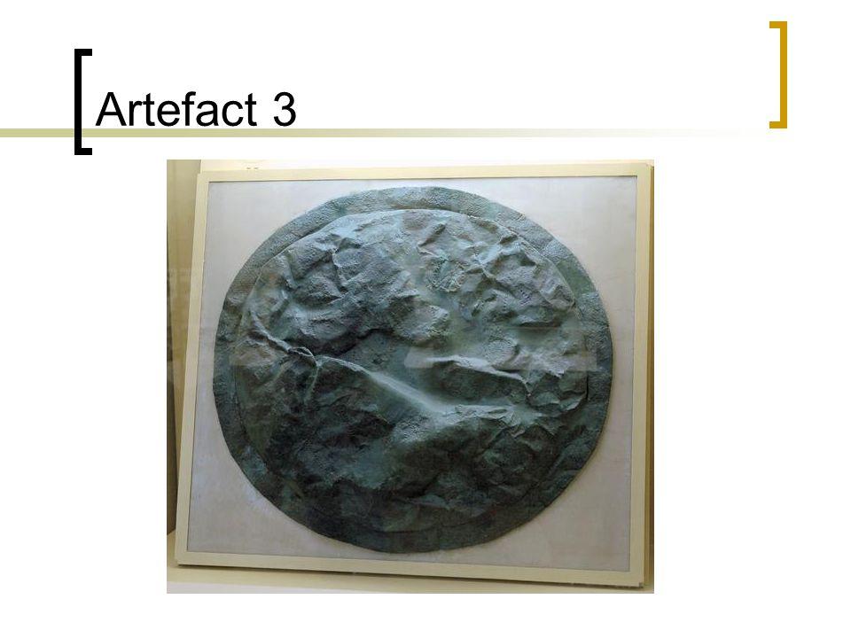 Artefact 3