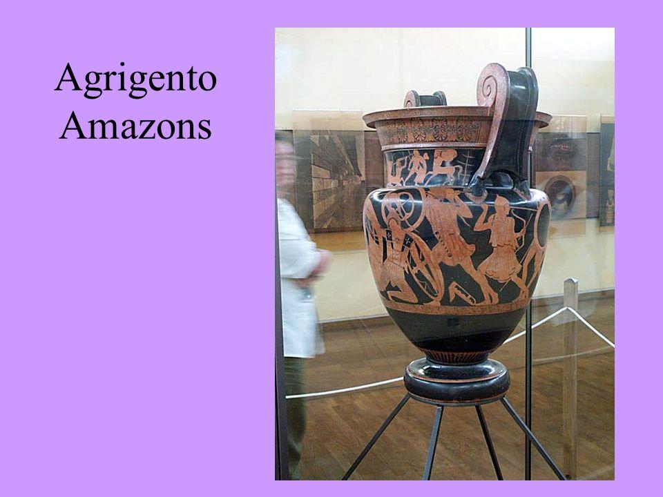 Agrigento Amazons