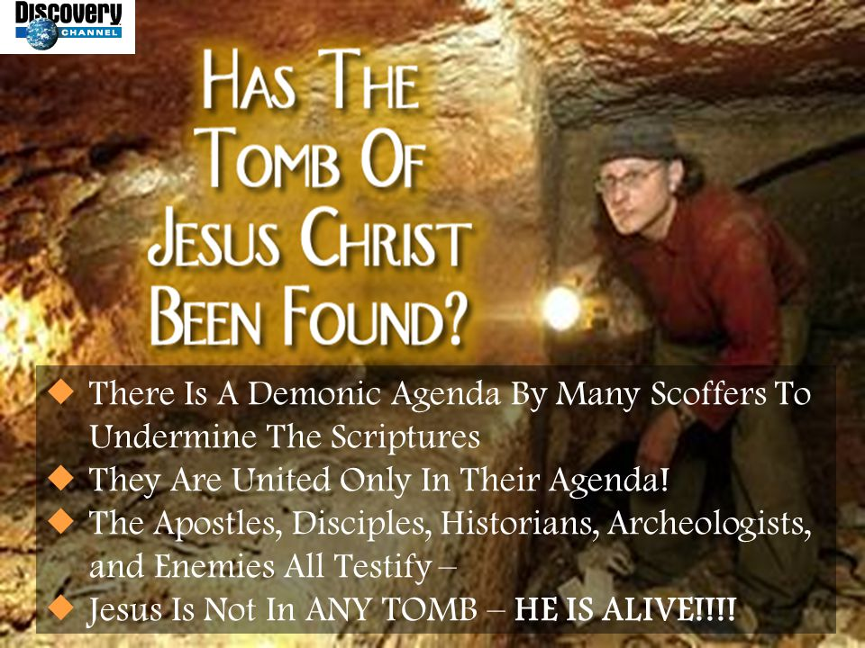 Don McClainW. 65th St church of Christ - March 4, 2007 27  There Is A Demonic Agenda By Many Scoffers To Undermine The Scriptures  They Are United O